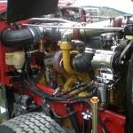 LED Truck Motor